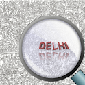 Delhi – Road Map logo