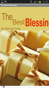 The Best Blessings-Gospel Book