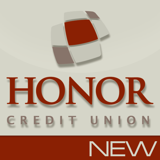 Honor Credit Union Mobile LOGO-APP點子