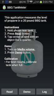 BBQ TankMeter - Grill Gauge - screenshot thumbnail
