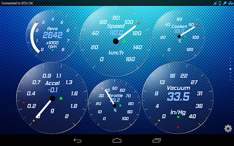 Torque Theme Glass OBD 2 screenshot 8