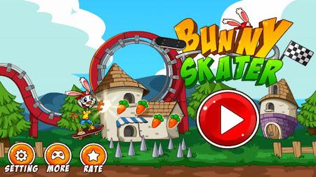 Bunny Skater 1.5 screenshot 8784