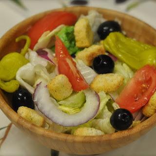 Olive Garden Salad Mix.