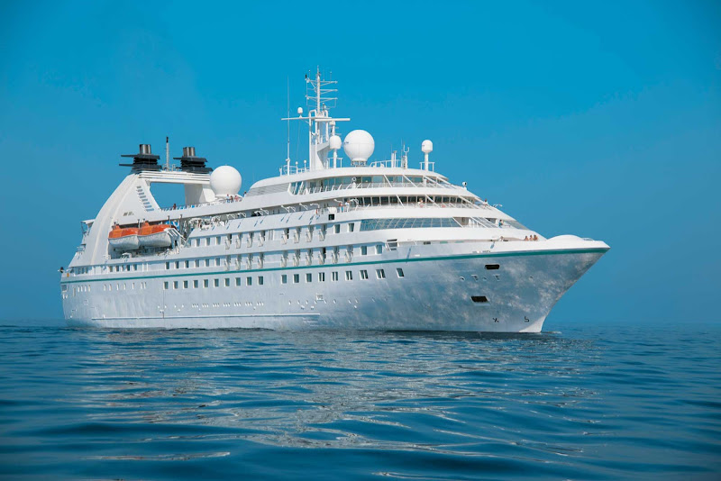 Windstar Cruises' power yacht, Star Legend, debuted in May 2015.