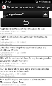 Directorio Hoy Noticia screenshot 1