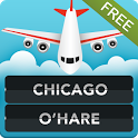 Chicago O Hare Airport Info icon