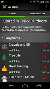 Traxx Outdoors- screenshot thumbnail