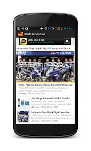 Berita Indonesia screenshot 0