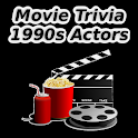1990s Movie Trivia: Actors logo