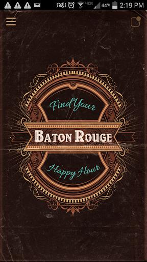 Baton Rouge Happy Hour