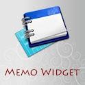 Memo Widget (Note Widget) logo