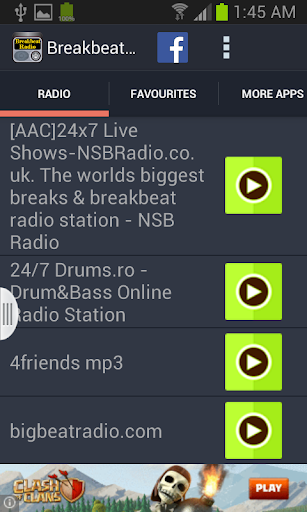 【免費音樂App】Breakbeat Radio-APP點子