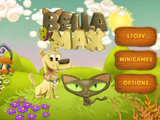 Bella and Max