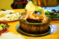汕頭牛肉劉沙茶木炭爐專家火鍋店
