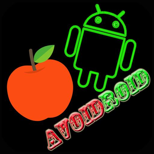 無料~おすすめゲーム:アボイドロイド!! LOGO-APP點子