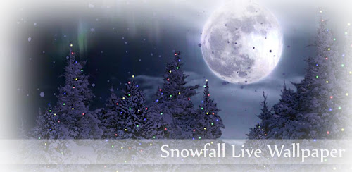 Snowfall Live Wallpaper 2.2