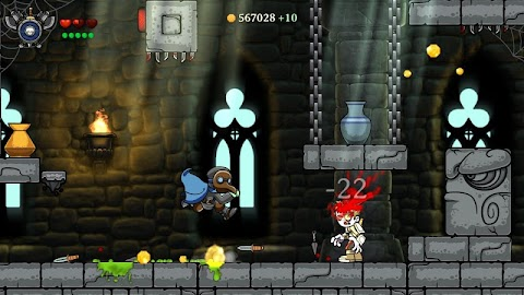 Magic Rampage Screenshot 2