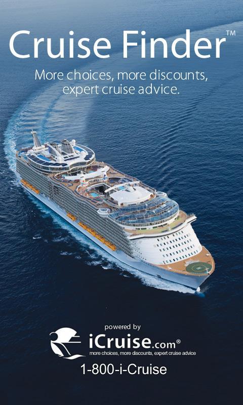 Cruise Finder - iCruise.com- screenshot