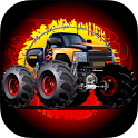 Monster Truck Crazy Adventure icon