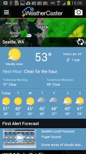 WeatherCaster- screenshot thumbnail