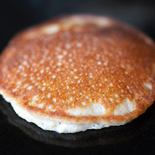 Cinnamon and Coconut Pancakes.