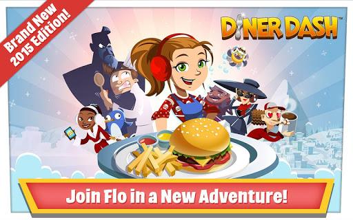���� Diner Dash v1.4.10 [Unlimited Coins/Cash] ������� ���������