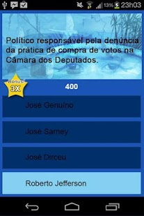 Quiz Brasil - screenshot thumbnail