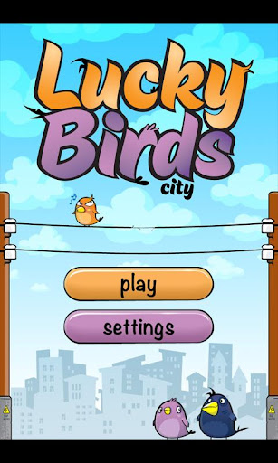 Lucky Birds City HD