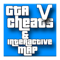 GTA 5 Cheats & Interactive Map icon