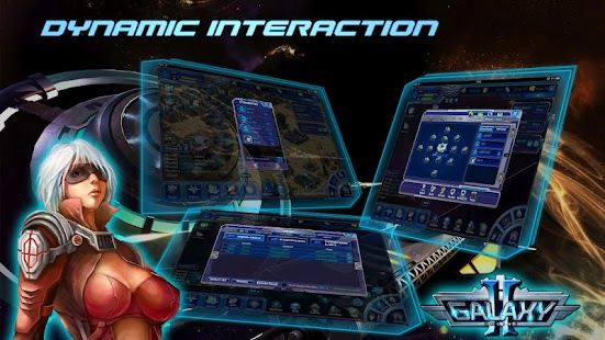 Galaxy Online 2 HD Pro (Tablet - screenshot thumbnail