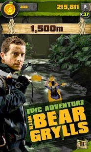 Survival Run with Bear Grylls- screenshot thumbnail