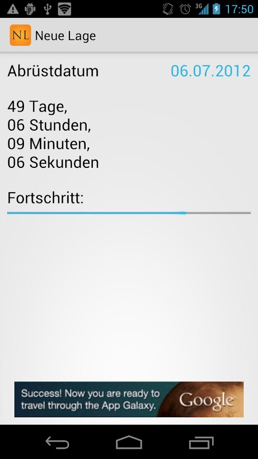 Neue Lage - screenshot
