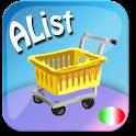 Italike AList logo