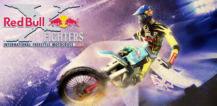 Red Bull X-Fighters 2012 v1.0.0 Android apk oyunu