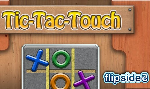Tic-Tac-Touch