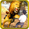 Lion Attack 3D 1.0 Apk