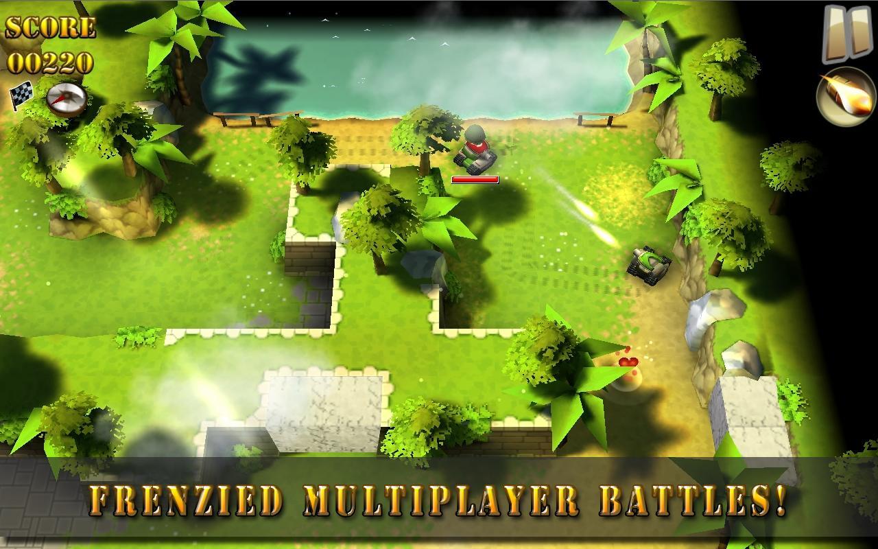 Tank Riders screenshot #4
