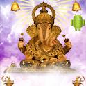 Jai Ganesh Live Wallpaper logo