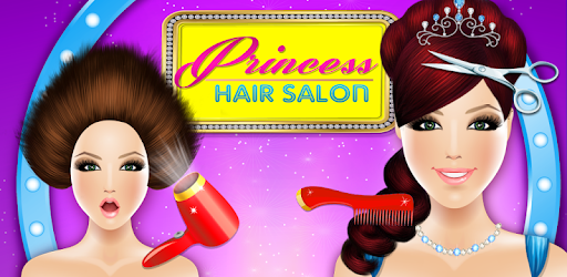 Princess Hair Salon Fashion Game Apps On Google Play