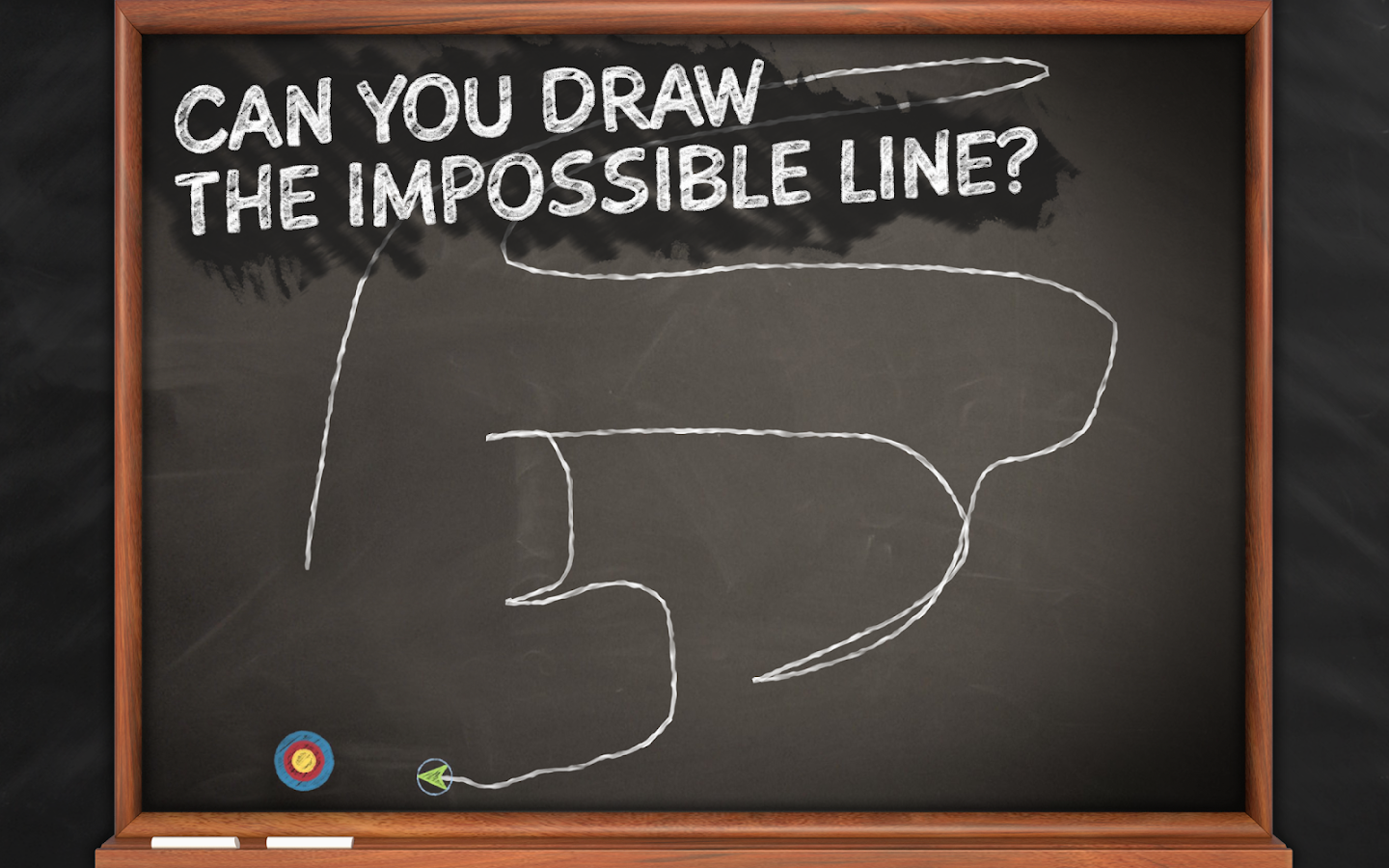 The Impossible Line - screenshot