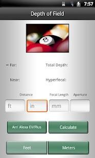 OptCal- screenshot thumbnail