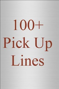 100+ Top Pick Up Lines - screenshot thumbnail