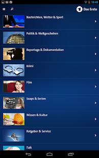 Das Erste- screenshot thumbnail