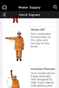 NSW RFS Firefighter Pocketbook- screenshot thumbnail