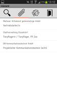 Screenshot of Interamt