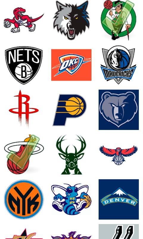 Basketball Logo Quiz - screenshot