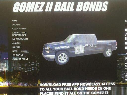 Gomez II Bail Bond '13