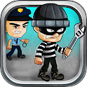 Cops vs Robbers – Bandit Smash icon