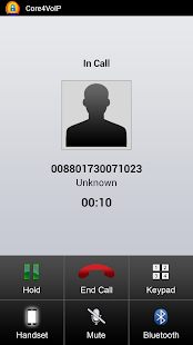 Core4VoIP Mobile Dialer- screenshot thumbnail