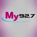 My92.7 – Charlotte logo